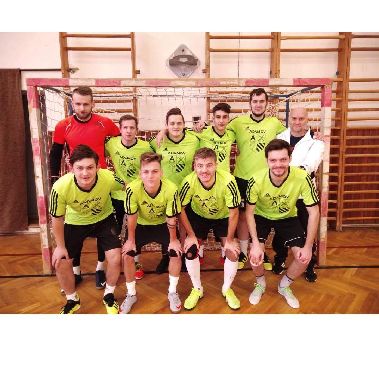 Vítězné mužstvo