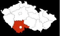 Náhledová mapa s přibližnou pozicí obce Adamov