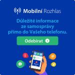 Tlačítko mobilní rozhlas