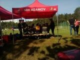 Mladí hasiči a celoroční hra Plamen.
